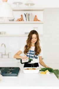 Así es exactamente cómo planifico las comidas para una semana de alimentación saludable
